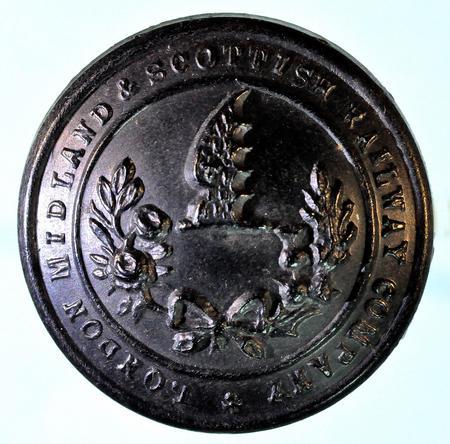 LMS Railway Company button.