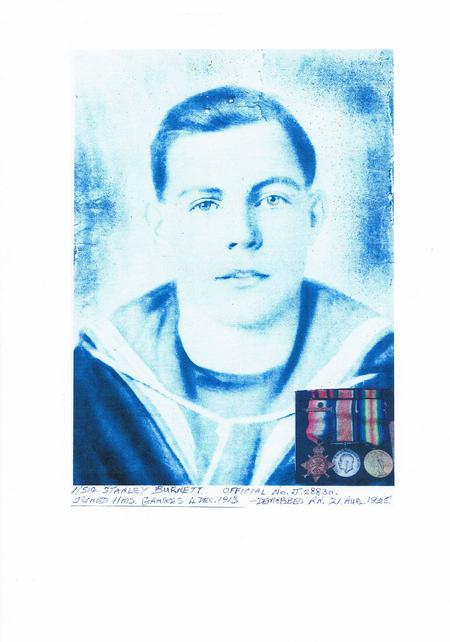 Profile picture for Stanley Burnett