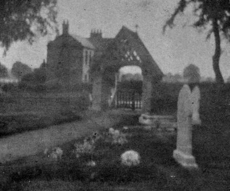 Chappell's house, Sharnbrook, 1919.