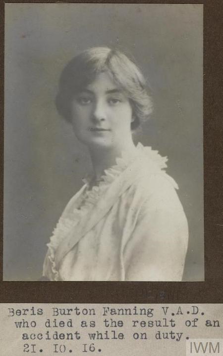 Profile picture for Beris Selina Frances Burton-Fanning