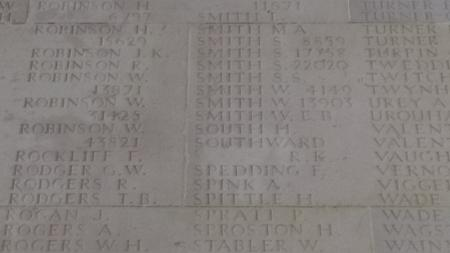 Image of Thiepval Monument