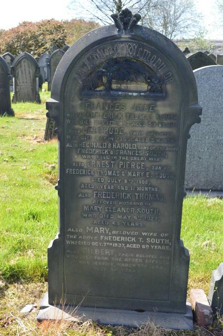 South Family Grave