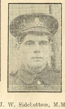 Profile picture for Joseph William Sidebottom