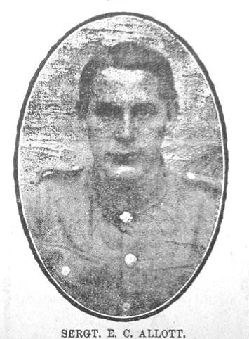 Profile picture for Edward Cecil Allott