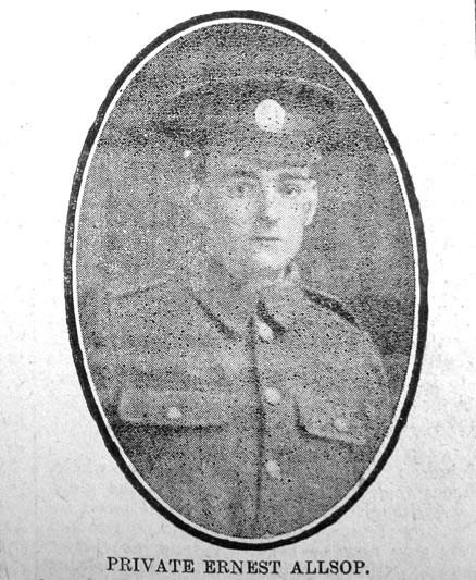 Profile picture for Ernest Henry Allsop