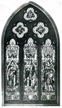 Bethlehem Unitarian Church - War Memorial Window