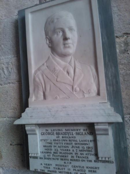 Profile picture for George Braddyel Bigland