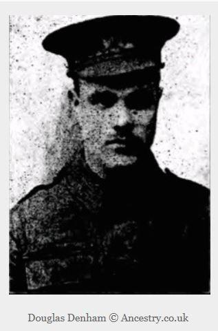 Profile picture for Douglas Harold Denham