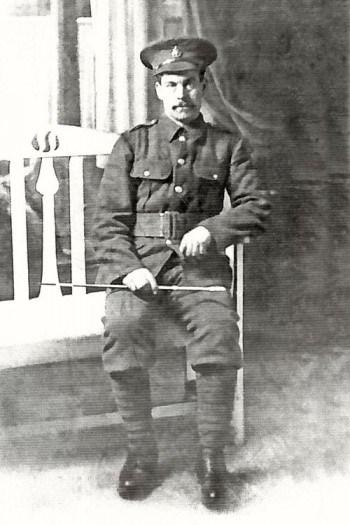 Profile picture for Ernest Charles Lelliott