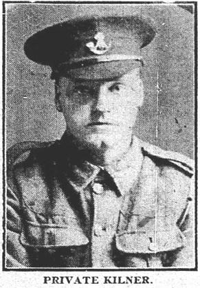 Profile picture for John William Kilner