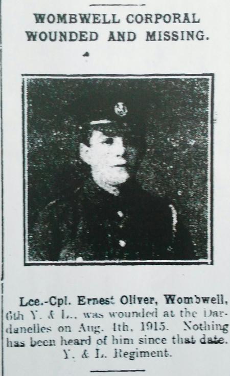 Profile picture for Ernest Oliver