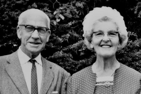 Golden Wedding Anniversary, 1967