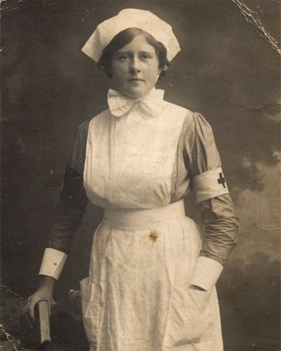 Profile picture for Freda Florence Dawson, Later Mayo
