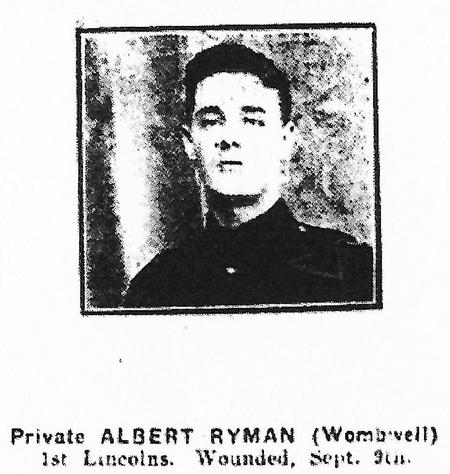 Profile picture for Albert Ryman