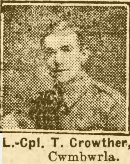 Profile picture for Thomas George Crowther