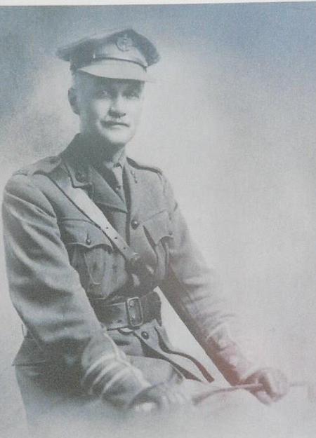 Colonel John Edward dehertel