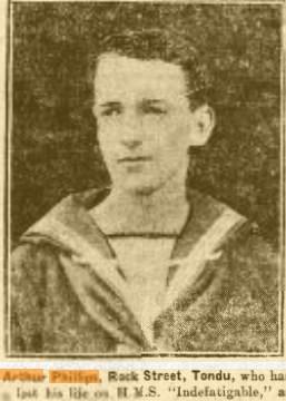 Profile picture for Arthur John Phillips