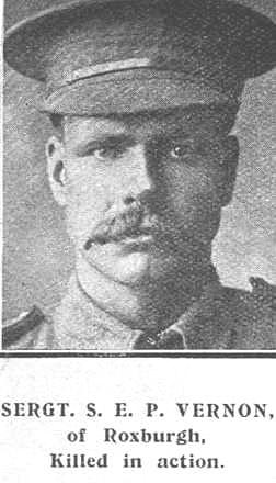 Profile picture for Samuel Edward Portman Vernon