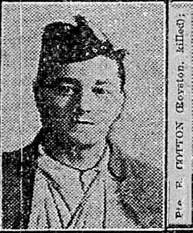 Profile picture for Edgar Cotton