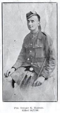 Profile picture for Stuart Kempster Barnes