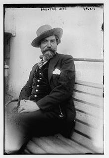 Profile picture for Augustus Edwin John