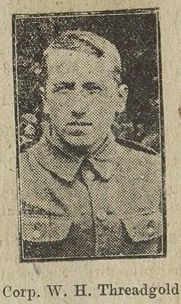 Profile picture for William Hill Threadgold