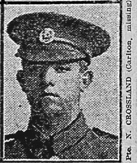 Profile picture for Norman Crossland
