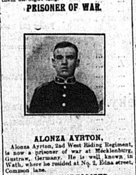 Profile picture for Alonza Ayrton