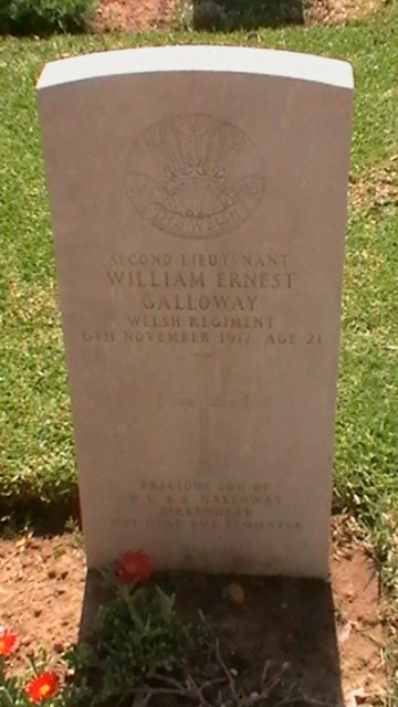 Williams Grave Marker