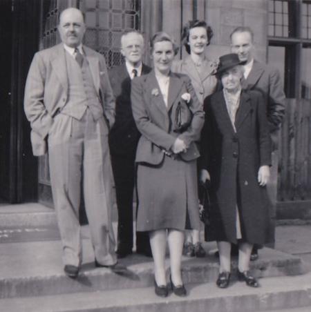 Family of T Blackburn