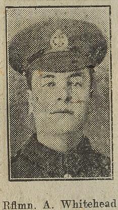 Profile picture for Arthur Whitehead