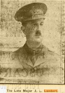 Profile picture for John Lewis Lambert