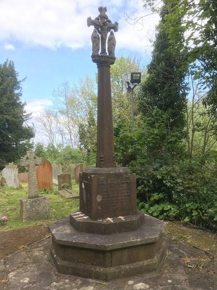 Newcastle Church Memorial