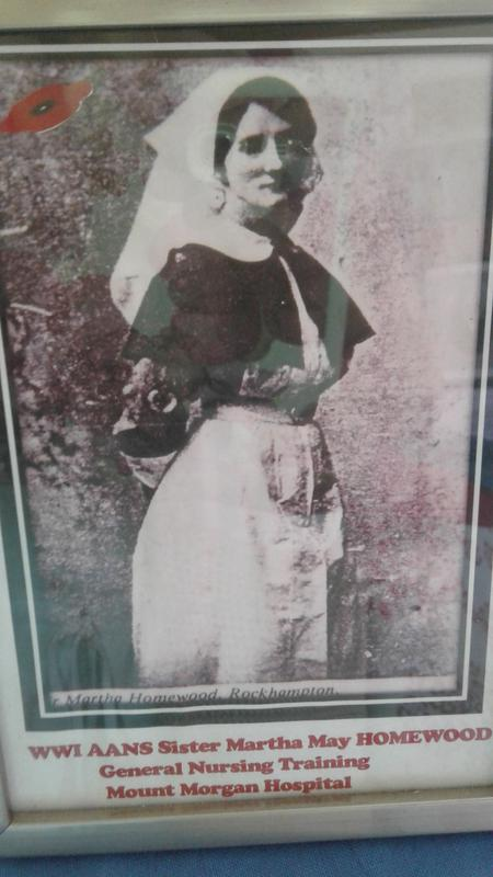 Profile picture for Martha May Homewood, Later Mylrea