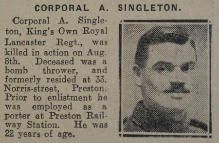 Profile picture for Albert Singleton