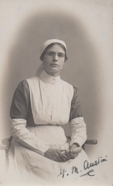 Profile picture for Florence Mary Austin