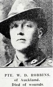 Profile picture for William Douglas Robbins