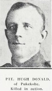 Profile picture for Robert Hugh Donald