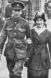 Private Edwards and Wife