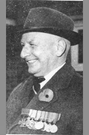 Major Wilfred Edwards VC