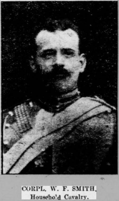 Profile picture for William Frank Smith