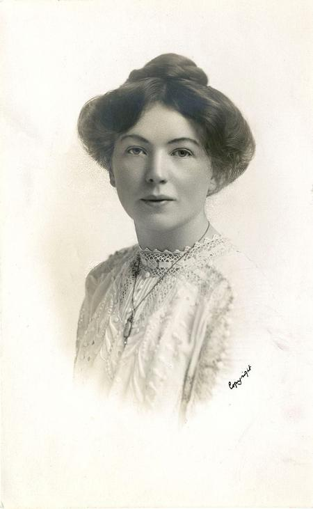 Profile picture for Christabel Harriette Pankhurst