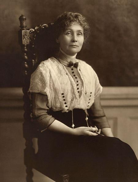 Profile picture for Emmeline Pankhurst