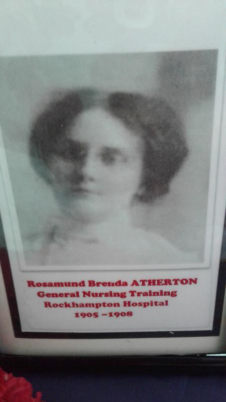 Profile picture for Rosamund Brenda Atherton