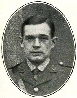 Profile picture for Arthur Ryland Chavasse