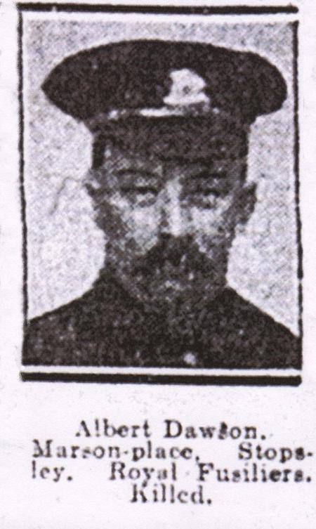 Profile picture for Albert Dawson