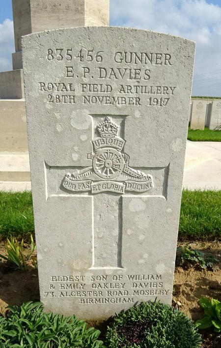 Profile picture for Eric Powell Davies