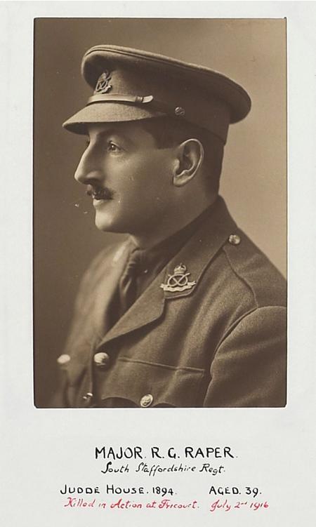 Profile picture for Robert George Raper