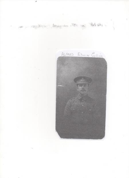 Profile picture for Alfred Edwin Collins
