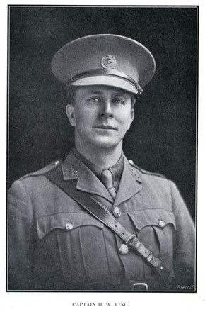 Profile picture for Herbert William King